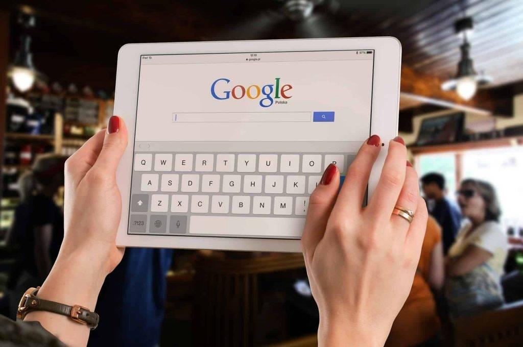 Référencement Web : Google