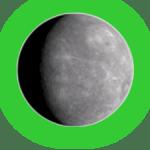 lune virtuelle
