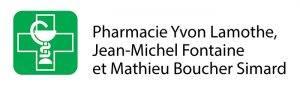 pharmacie Lamothe Fontaine Simard